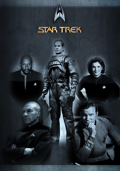 The Star Trek LCARS Book & Episode Database