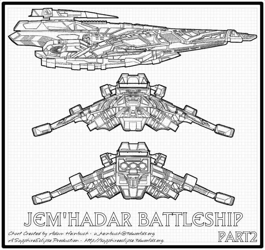 Star Trek Blueprints Adam Heinbuch Schematics