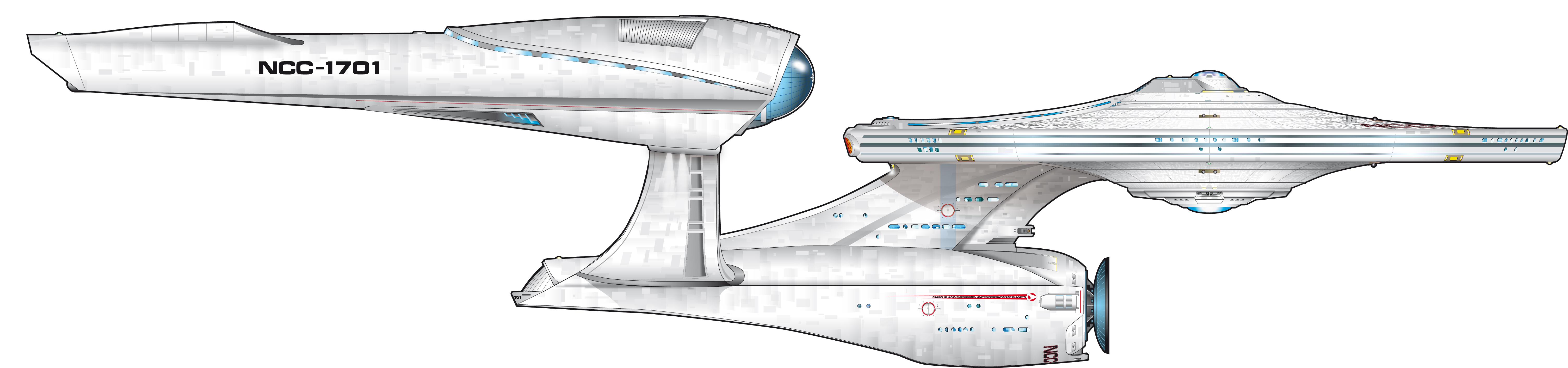 Star trek enterprise schematics nx deck plans get free image about