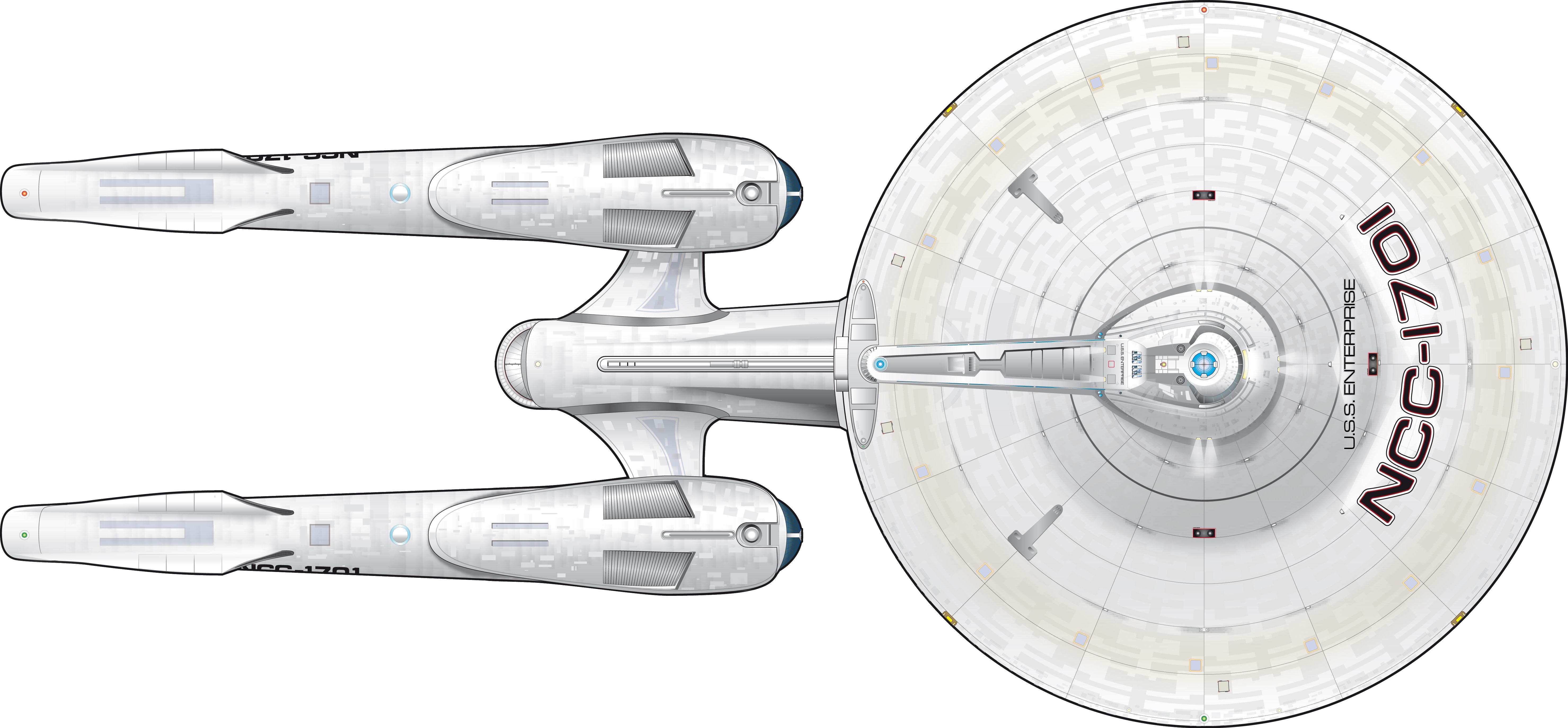 star trek blueprints star trek new enterprise color schematics