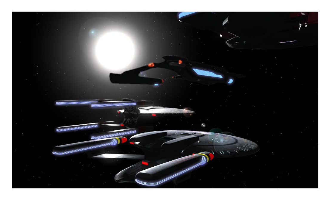 Star Trek Blueprints: Ships of the Star Fleet: Volume Four