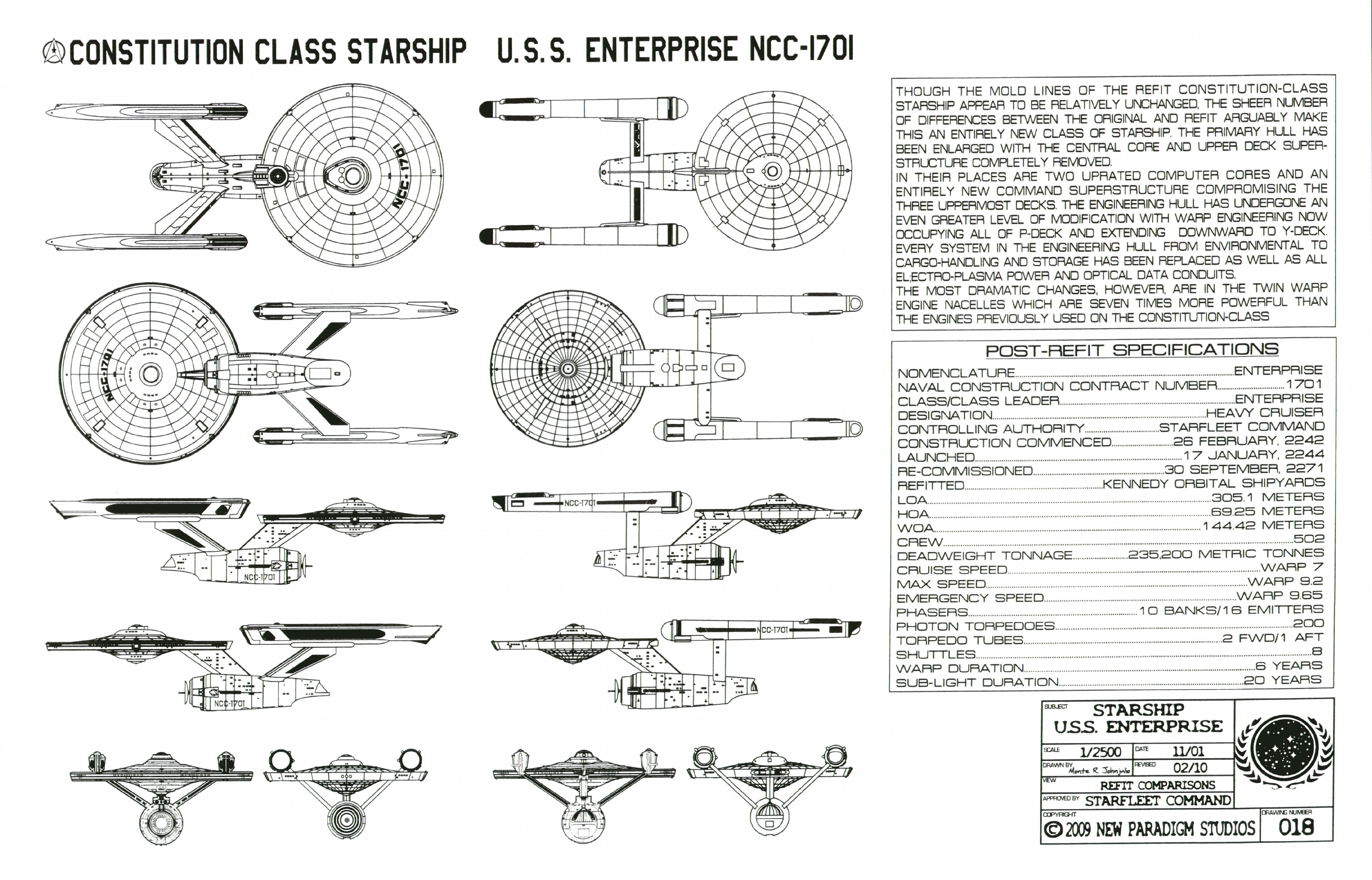 Awesome Constitution Class Starship Schematics Constitution Class Starship Schematic  Mug Mugs By Ufp Store