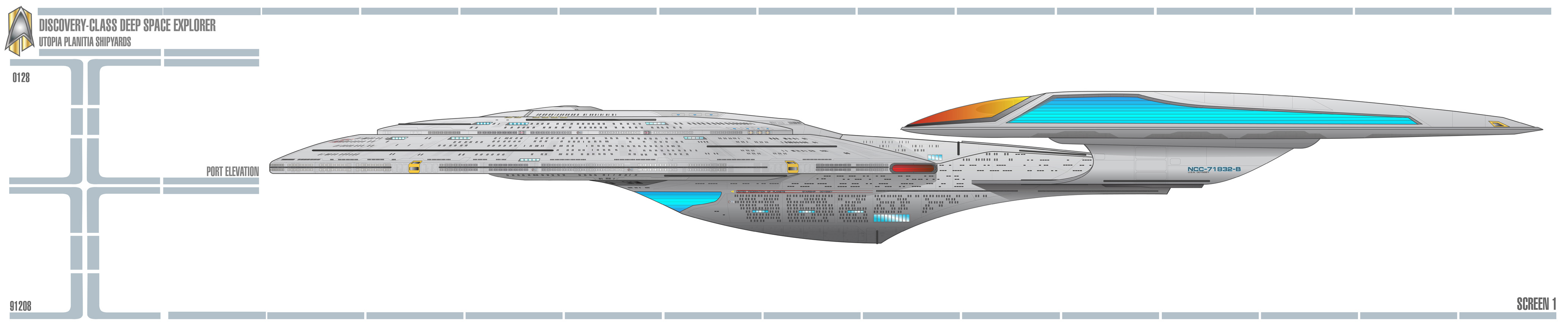 Discovery Uss Federation Starship Schematics Wire Center Solutions Lt2940 Fully Isolated Ac Power And Current Monitor Class Blueprints U S Odyssey Ncc 71832 B Rh Cygnus X1 Net Star Trek Bridge Schematic