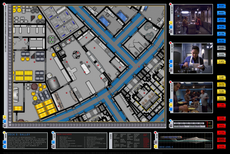 Room Layout Creator Star Trek Blueprints Enterprise Nx 01 Deck Plans