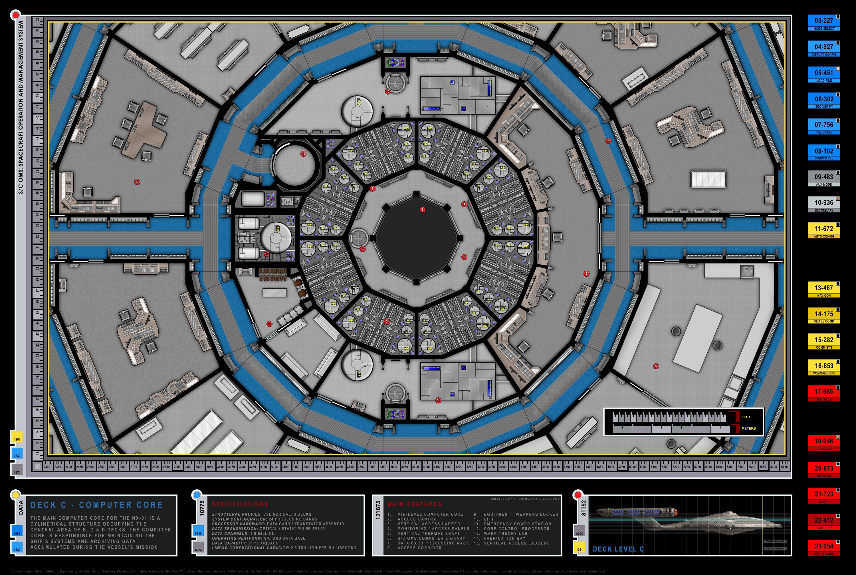 Star trek blueprints enterprise nx 01 deck plans enterprise nx 01 deck plans baanklon Gallery