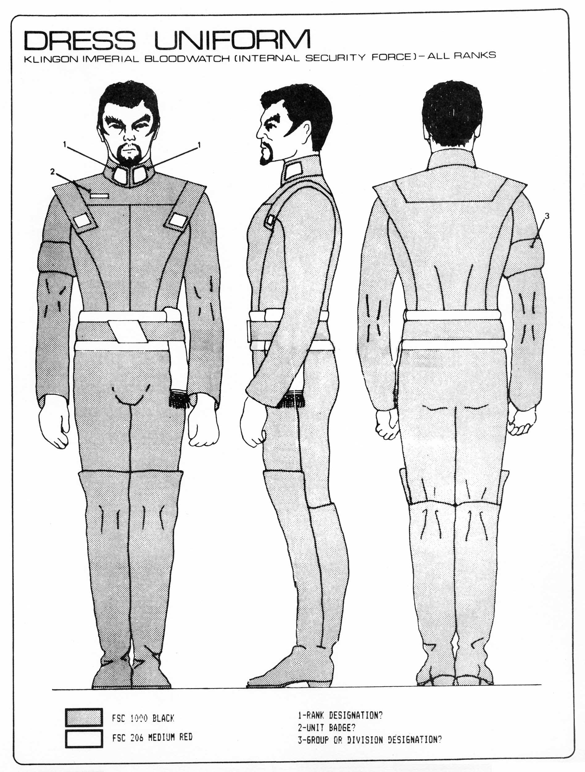Star Trek Blueprints: Federation Reference Series: Volume 2