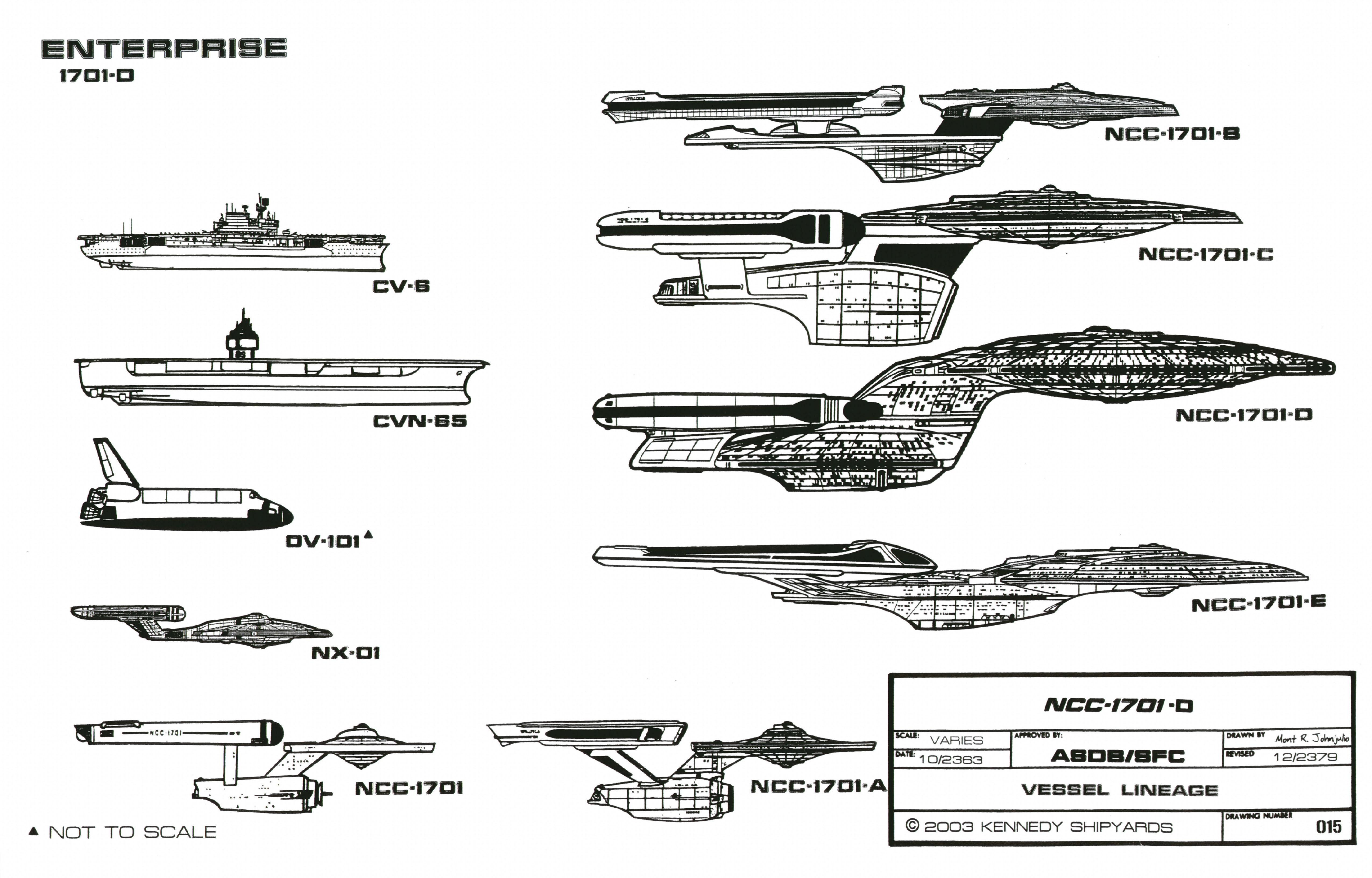 Star trek blueprints starfleet vessel galaxy class starship sheet 15 vessel lineage malvernweather Image collections