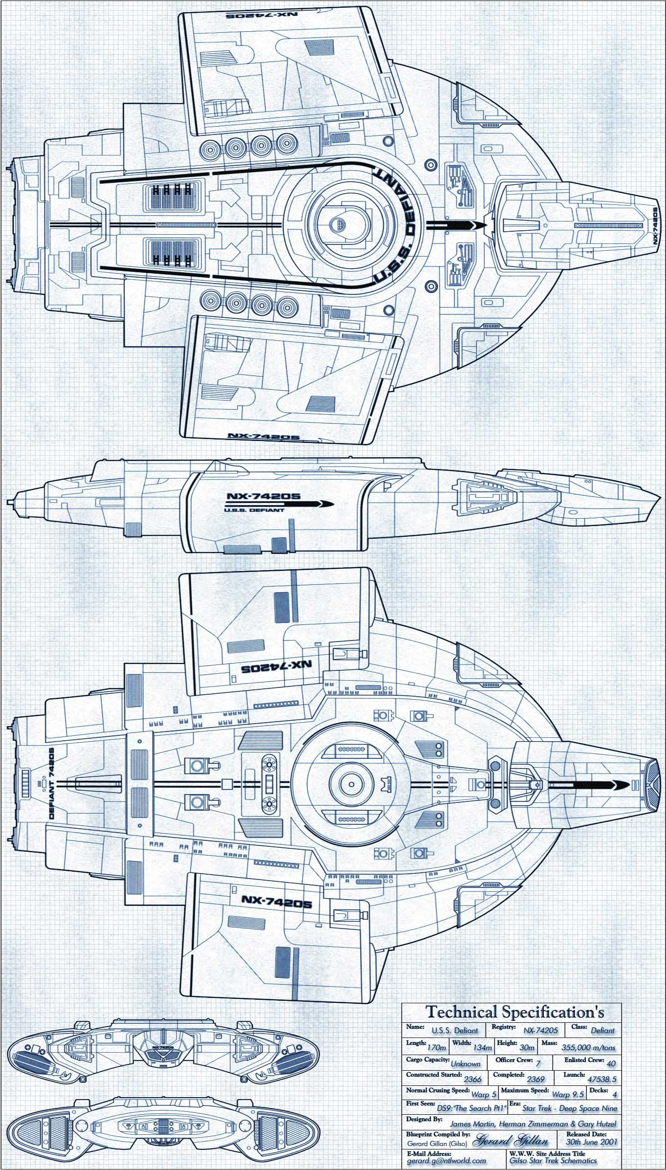Space ship blueprints pics about space for Blueprint design