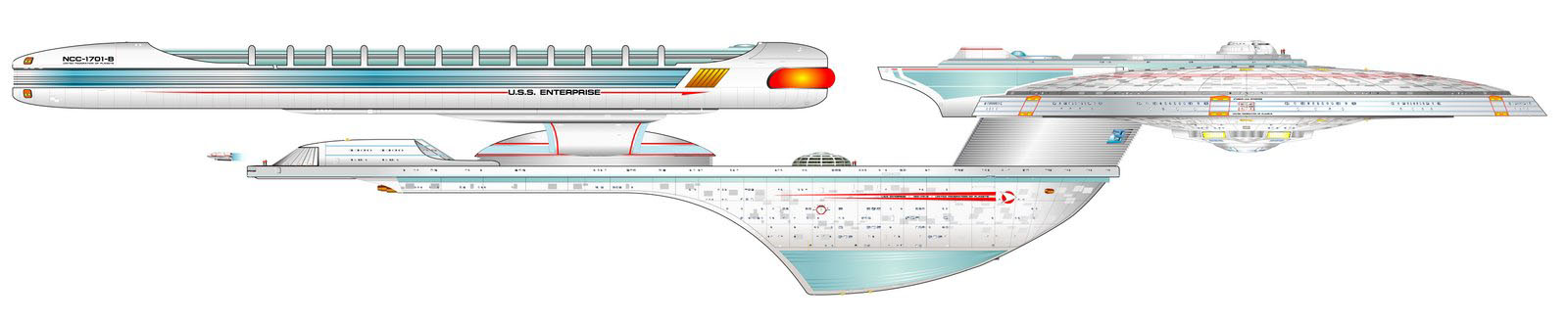 reimagined uss enterprise ncc - photo #12