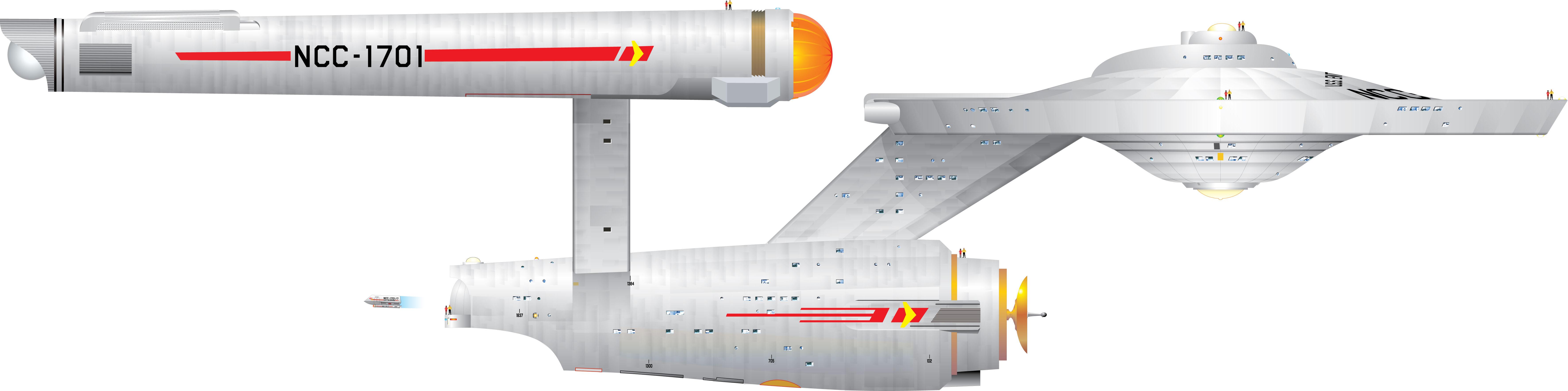 reimagined uss enterprise ncc - photo #34