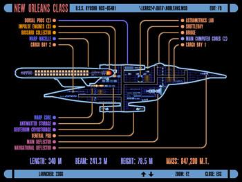 image gallery lcars starship schematics