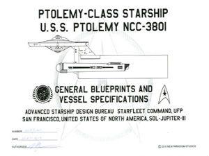 Star Trek Fleet Command Envoy Blueprints