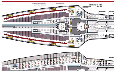 star trek blueprints u s s sovereign nx 74001