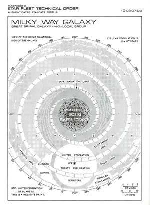 Star Trek Blueprints Star Fleet Technical Manual