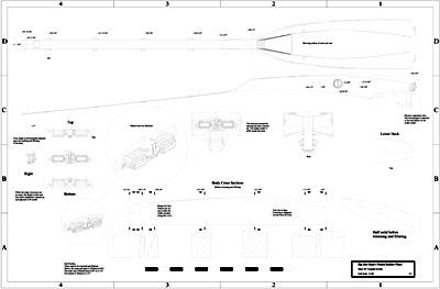 Big Jim Slade S Enterprise Model Builder Plans Version
