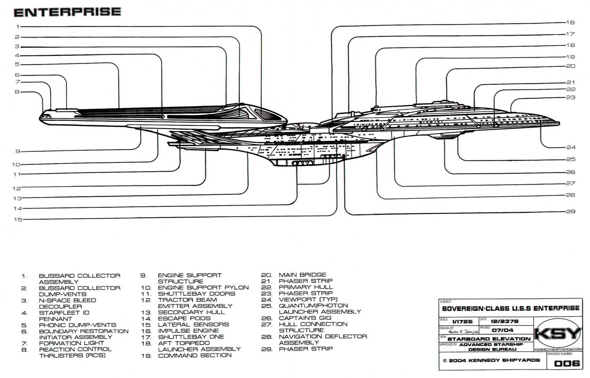 Sovereign Cl Starship Schematics - Enthusiast Wiring Diagrams • on spaceship graphics, spaceship technology, spaceship ideas, spaceship symbols, spaceship maps, spaceship designs, spaceship materials, spaceship diagrams,