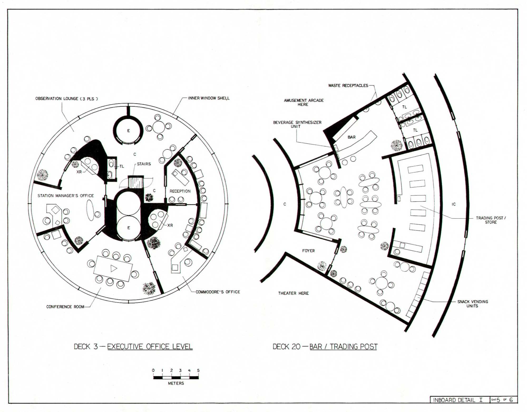 Star Trek Blueprints: Space Station K-7