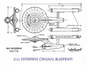 Star trek blueprint database star trek blueprints malvernweather Choice Image
