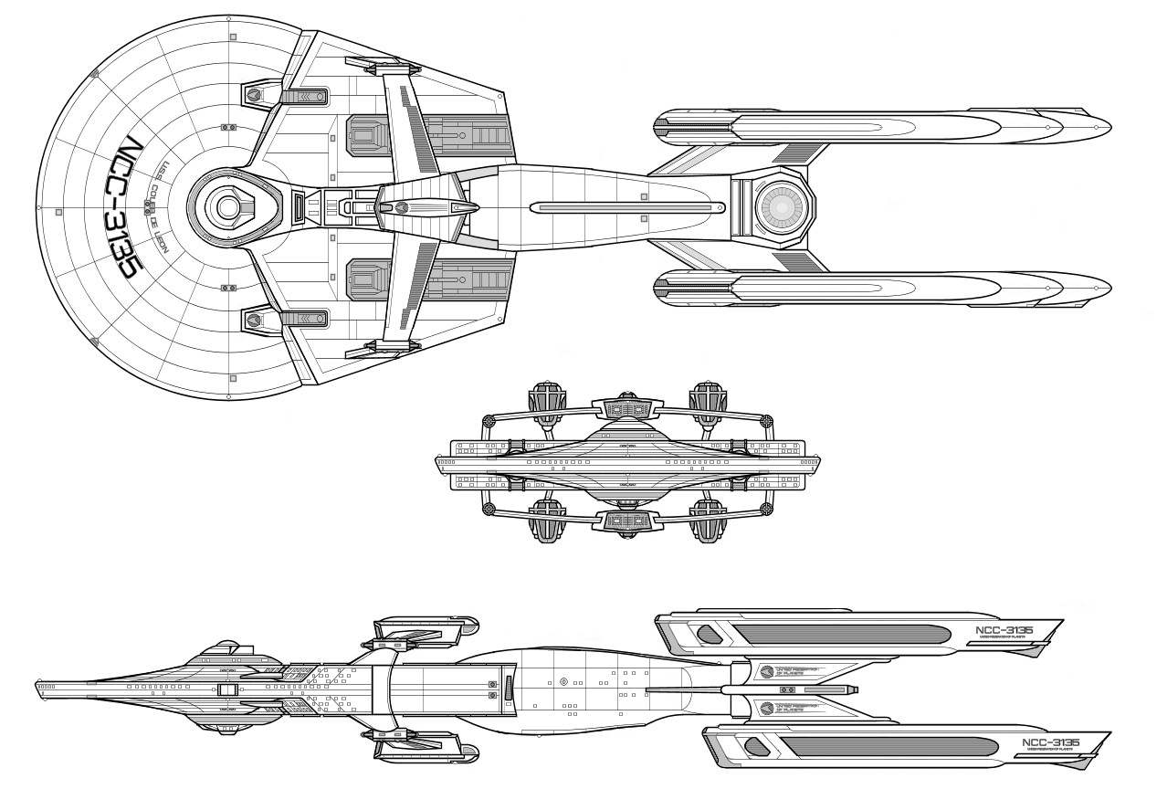 Star Trek Blueprint Database - Updates Page
