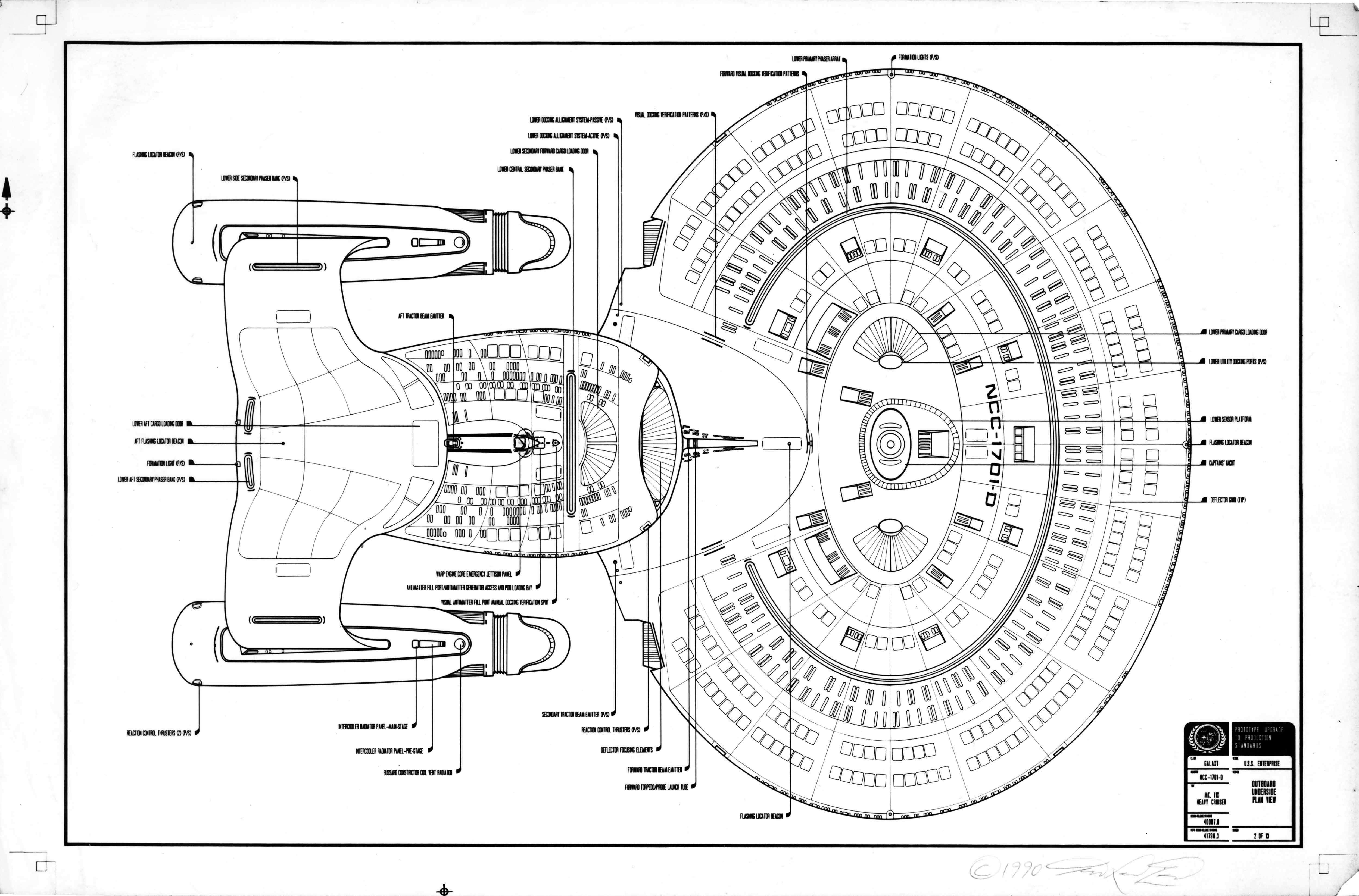 The original ed whitefire enterprise ncc 1701 d blueprints ed whitefire enterprise ncc 1701 d blueprints malvernweather Image collections