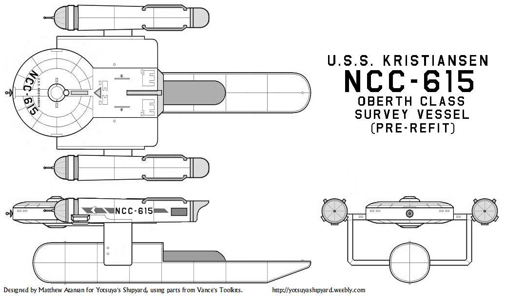 Star Trek Blueprints: Yotsuya's Shipyard