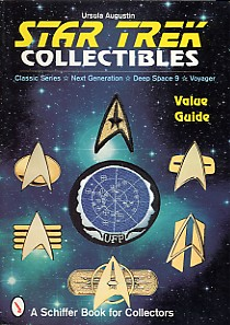 star trek memorabilia price guide