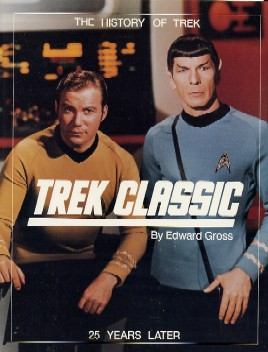 Star trek reference manuals book guide trek classic 25 years later the history of trek m4hsunfo