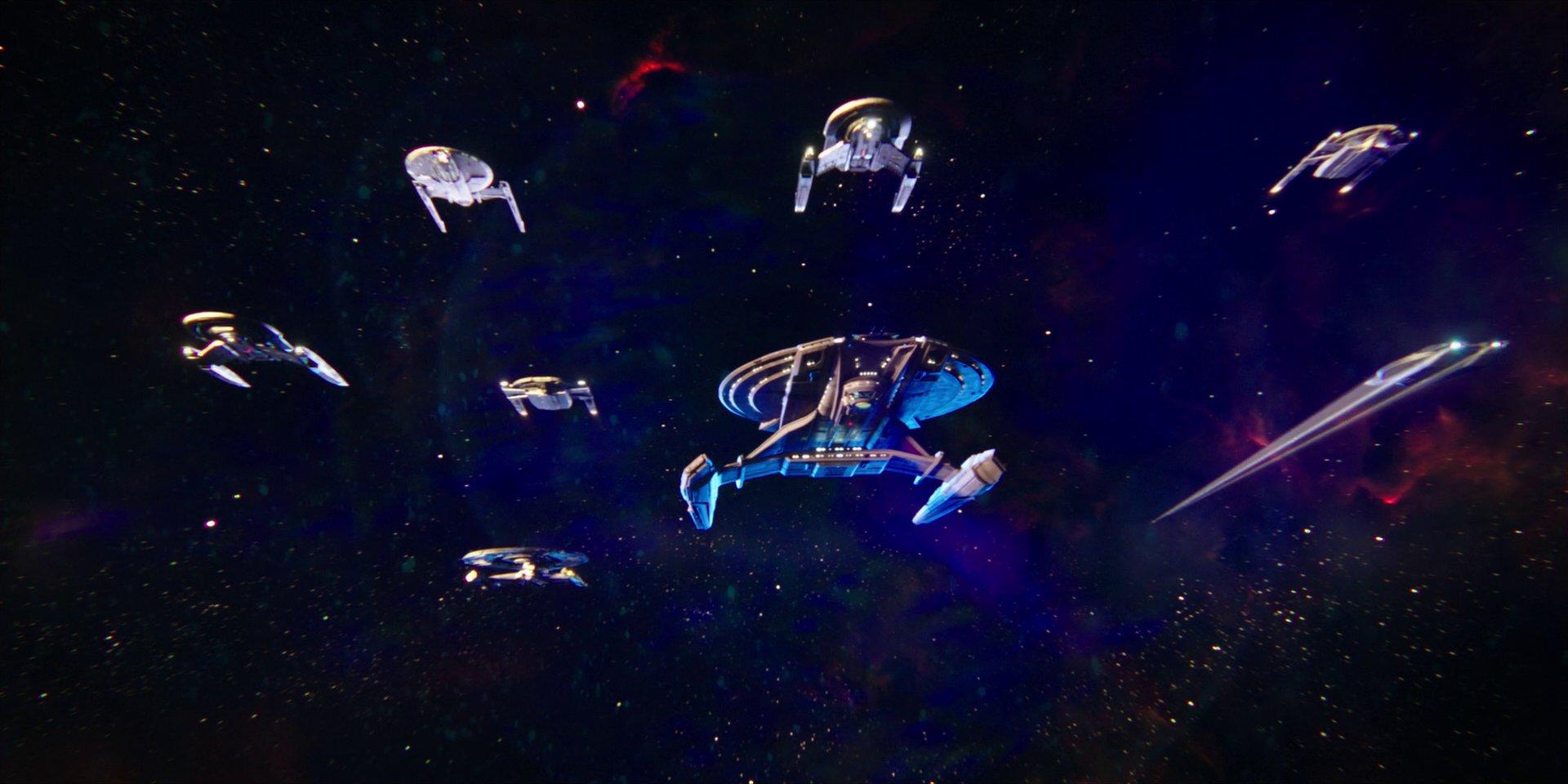 Star trek discovery battle at the binary stars watch online