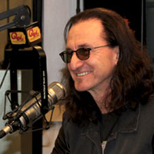 New Geddy Lee Video Interview with New York City's Q104.3