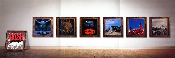 Rush to Reissue Mercury-Era Albums Throughout 2015
