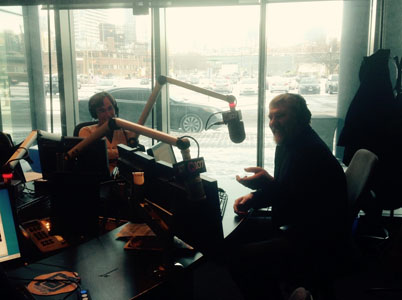 Alex Lifeson Stops By Q107 To Talk About The New R40 Tour - Cleveland Stop Still Possible