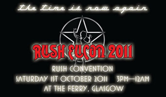 Rush EuCon 2011