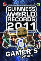 Guinness Book of World Records - Gamers Edition - 2011 with Rush and 2112