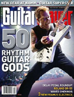 Guitar Player Magazine - October 2011