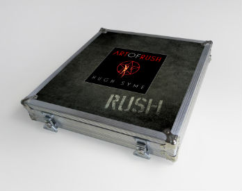 Art of Rush: Hugh Syme, Serving A Life Sentence Coffee Table Book Coming Soon