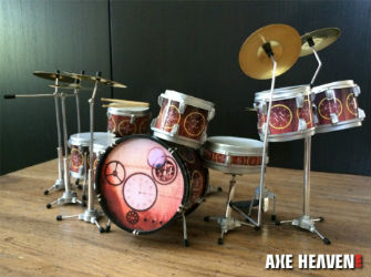 Axe Heaven Time Machine Drum Kit