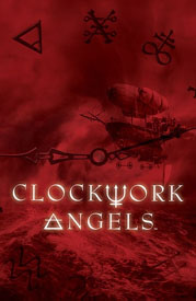 Clockwork Angels: The Graphic Novel Now Available for Pre-Order