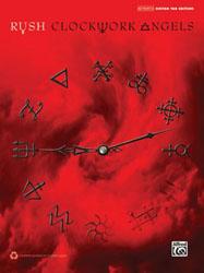 Rush Clockwork Angels Guitar Tab