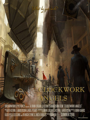 Clockwork Angels: The Motion Picture Coming in 2016