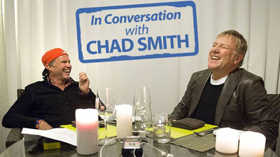 Alex Lifeson Interview with Chad Smith Now Online