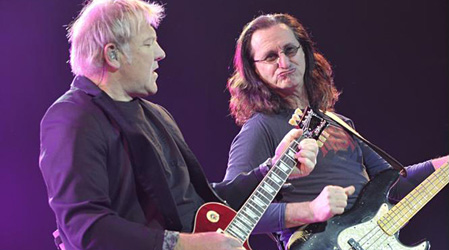 Alex Lifeson Talks to Classic Rock Magazine About Vapor Trails Remix and the Next Rush Album