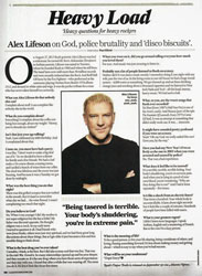 Alex Lifeson on God, Police Brutality and 'Disco Biscuits' - Classic Rock Magazine Interview