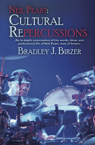 Neil Peart: Cultural Repercussions Book Coming in August