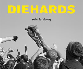 New Book - Diehards - Features Original Essay by Neil Peart