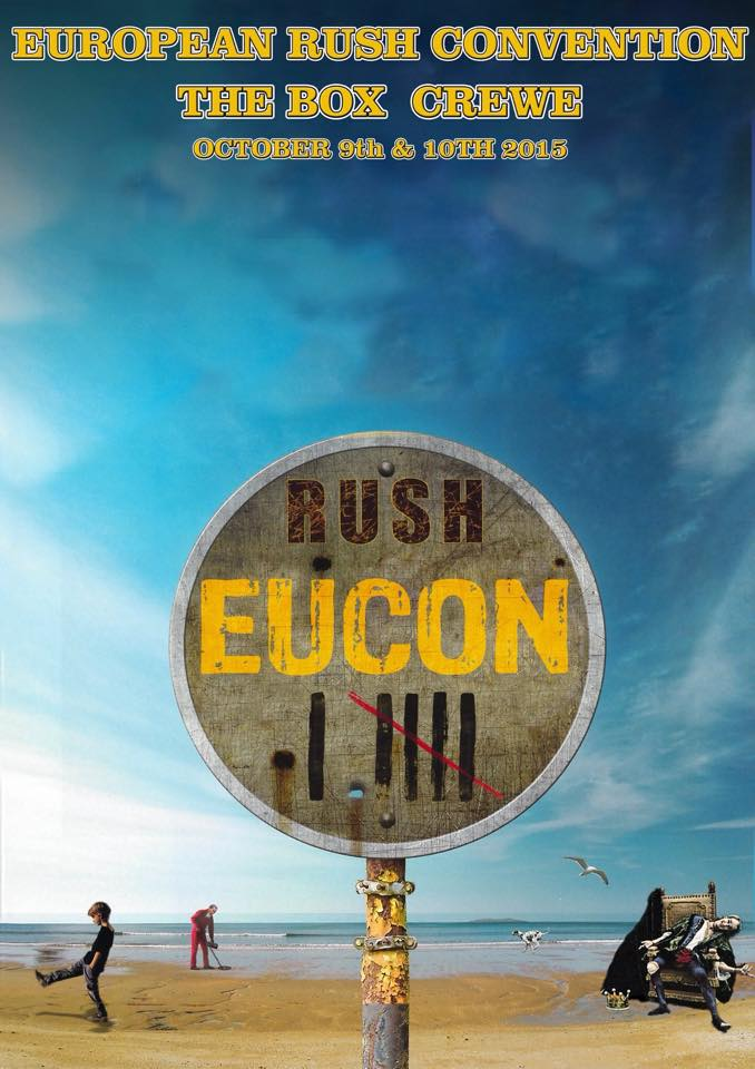Rush EuCon 2015 Details Announced