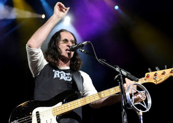 Geddy Lee talks Rush's Clockwork Angels