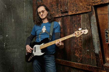 New Fender Guitar Interview with Geddy Lee: What Makes Rush So Unique?