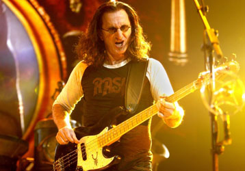The Spirit of Rush: Interview with Geddy Lee