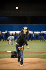 Geddy Lee to Throw Out Ceremonial First Pitch at the Toronto Blue Jays Home Opener on April 2nd