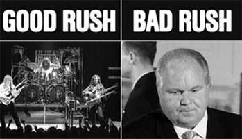 Good Rush Bad Rush